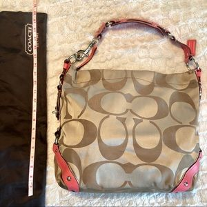 MM For Coach 'Carley' Hobo Bag